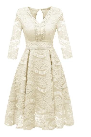Vestido Rodado Festa Madrinha Casamento Plus Size Luxo