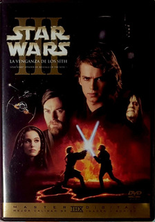 Dvd Pelicula Star Wars Episodio 3