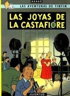 Las Joyas De La Castafiore (tintin) - Herge (libro)