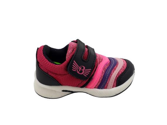 Tênis Infantil Brink Menina 4155071798 - Rainha Calçados