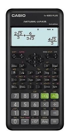 Calculadora Cientifica Casio Fx-82es Plus + Nota Fiscal