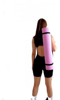 Tapete Colchonete Portátil Para Yoga Pilates Wct Fitness