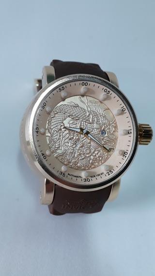Relógios Invicta Yakuza S1 Dragon Na Caixa