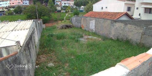 Terreno À Venda, 280 M² Por R$ 590.000,00 - Santa Maria - São Caetano Do Sul/sp - Te1058