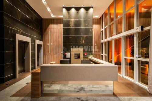 Imagem 1 de 15 de Sala Comercial No Evolution Center Corporate Em Andar Alto Com Linda Vista E Vaga Privativa. - 3630_1