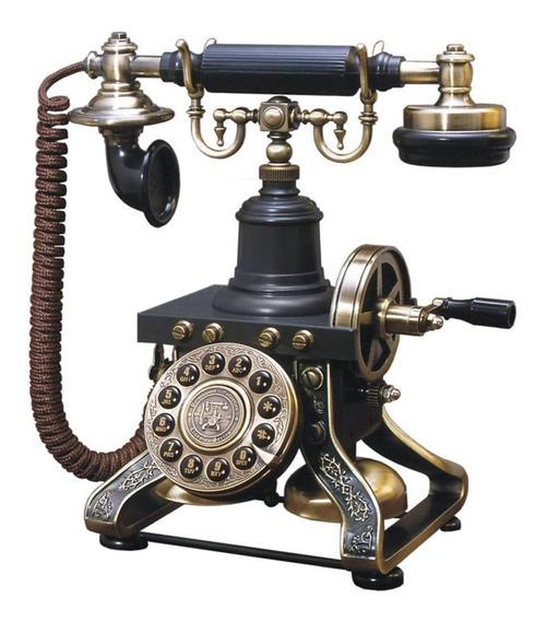 Telefono Retro Paramount 1892 Torre Eiffel Entrega Inmediata