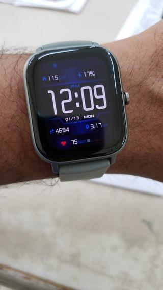 Relógio Inteligente Amazfit Gts, Zerado
