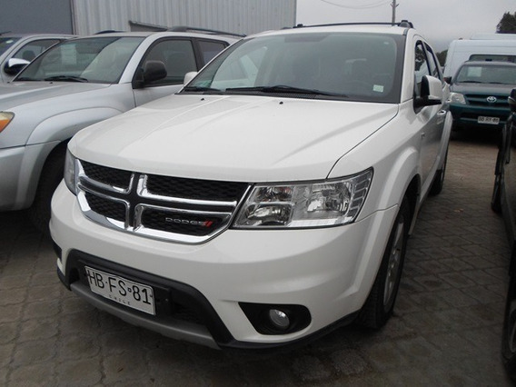 Dodge Journey 2.4 Full Equipo Aut Año 2015