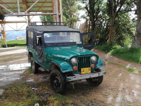Jeep Willys El Modelo Alargado