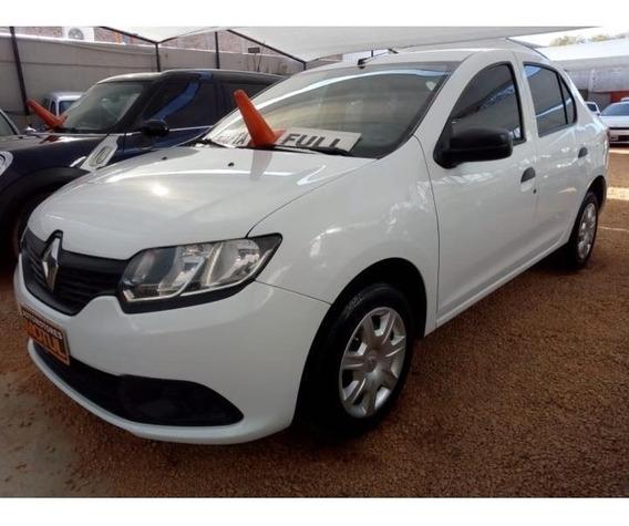Renault Logan Ii Authentique Plus 1.6 2014