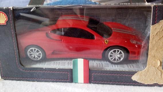 Miniatura Ferrari 430 Scuderia Escala 1:38