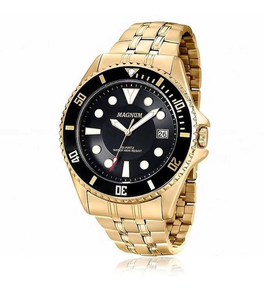 Relógio Magnum Masculino Ref: Ma32872u