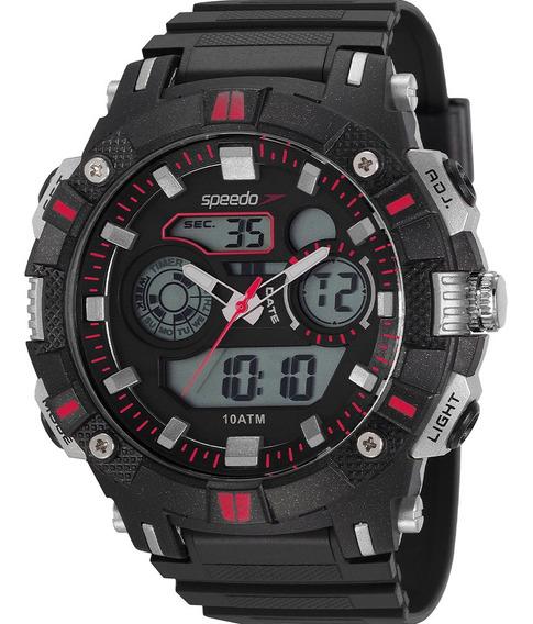 Relógio Speedo Masculino Anadigi Ref.: 11018g0evnp1