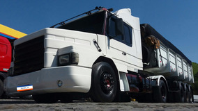 Scania 113 H Engatado