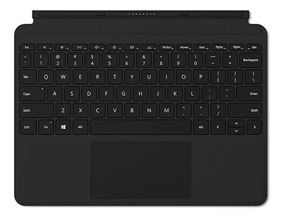 Teclado Microsoft P/ Surface Go Led Backlight-pronta Entrega