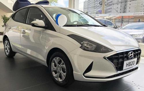 Hyundai Hb20 1.0 Vision Flex 5p 2021 0km