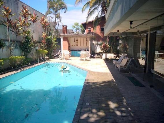 Casa Para Alugar No Bairro Enseada Em Guarujá - Sp. - Enl306-3