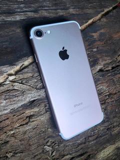 Celular iPhone 7, 32g. Biometria Off Porém Funciona Clique.