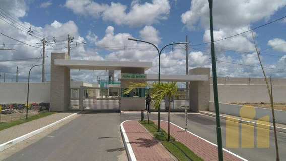 Terreno Residencial À Venda, Alpha Jardins, Maceió. - Te0028