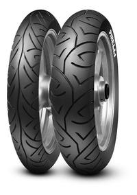 Par Pneu Cbx 750f 7 Galo Traseiro Mais Largo 140/70 Pirelli