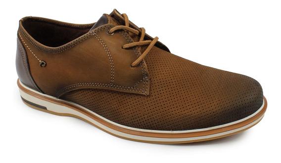 Sapato Masculino Social Pegada Couro 125101