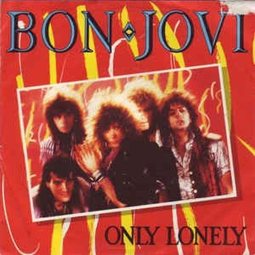 Imagem 1 de 1 de Compacto 7 Vinil Bon Jovi Only Lonely Ed. Usa 1985 Importado