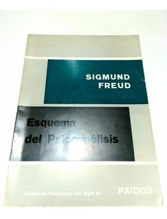 Esquema Del Psicoanálisis Sigmund Freud Paidós Rosenthal