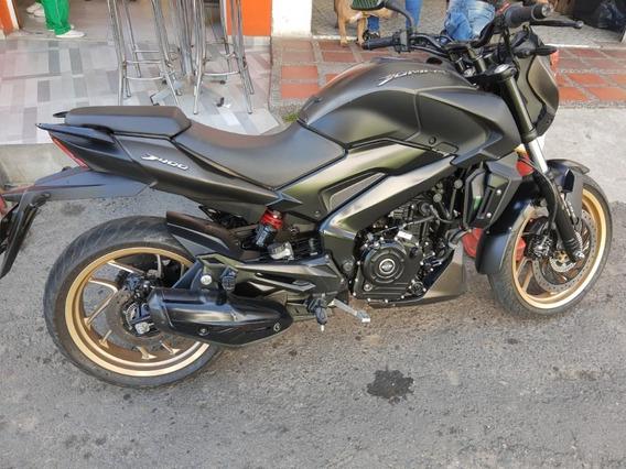 Vendo Moto Dominar 400, Ó Cambio A Automóvil