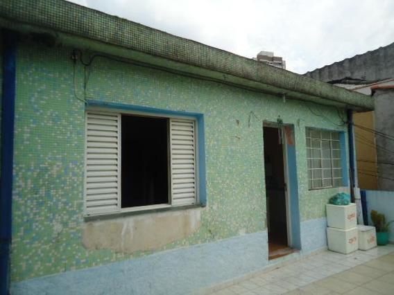 Casa Residencial À Venda, Mooca, São Paulo. - Ca0392