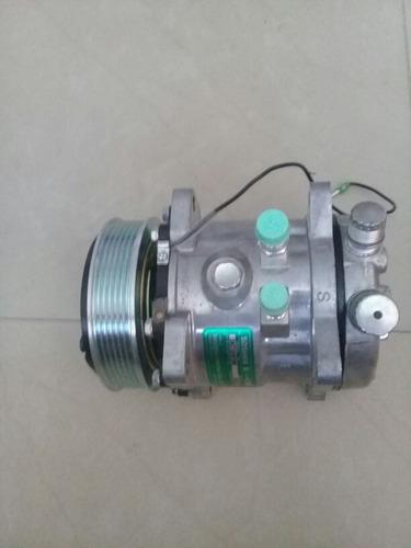 Compresor De Aire Acondicionado Sanden 507 Original
