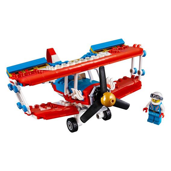 Blocos De Montar - Lego Creator - Aviao De Acrobacias Ousada