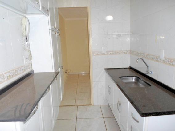 Apartamento Para Aluguel, 2 Dormitórios, Condomínio Nazareth - Mogi Mirim - 2