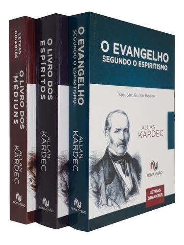 Evangelho Letras Gigante Dos Espiritos E Dos  Médiuns