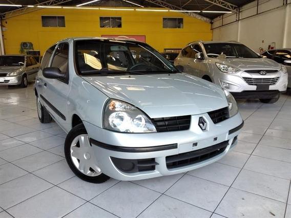 Renault Clio Authentique 1.0 8v Flex
