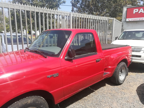 Ford Ranger 2.3 Xlt Cabina Simple Pickup Minero