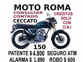 Zanella Ceccato 150 0km Motoroma