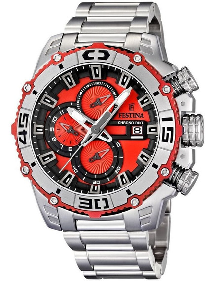Reloj Festina Tour De Francia F16599/8 100% Original En Caja