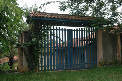 Chácara Residencial À Venda, Condomínio Terras De São Francisco, Salto De Pirapora - Ch0090. - Ch0090