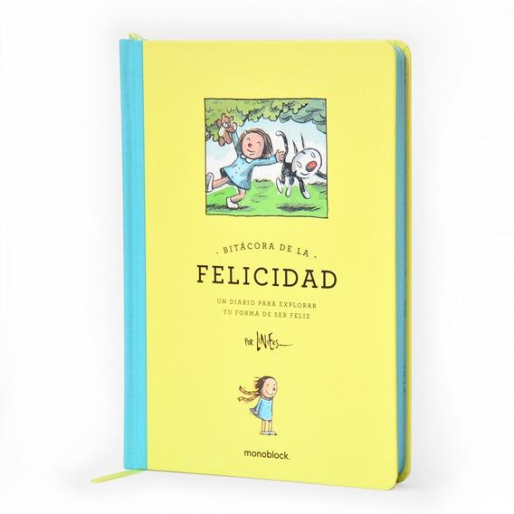 Libro Bitácora De La Felicidad Por Liniers Monoblock