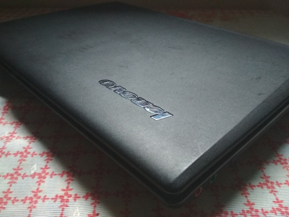 Notebook Lenovo Core I3/6gb Ram