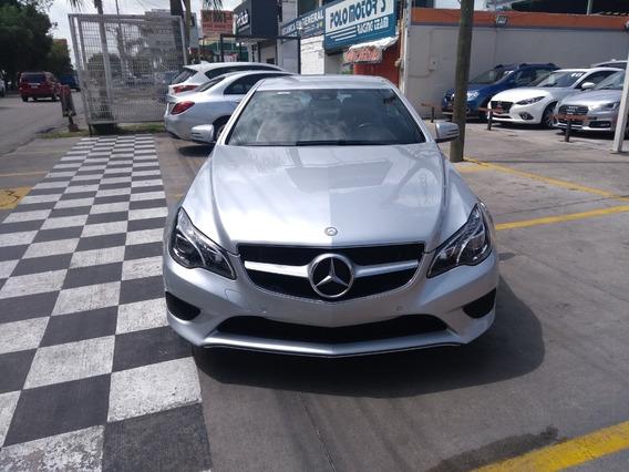 Mercedes-benz Clase E E250 Cgi Coupé 2014 Plata