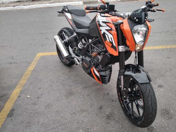 Ducati Ktm Duke