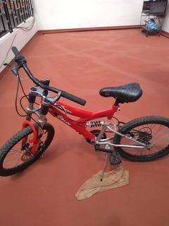 Bicicleta Caloi Rodado 17