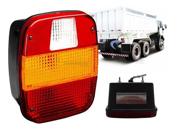 Lanterna Traseira Caminhão Ford Cargo