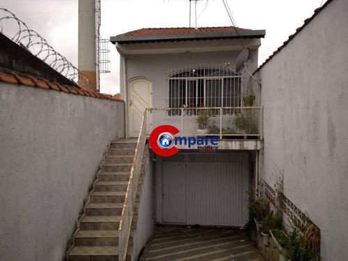 Casa Com 2 Dormitórios À Venda, 119 M² Por R$ 450.000,00 - Jardim Paulista - Guarulhos/sp - Ca1227