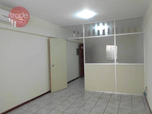 Sala Para Alugar, 29 M² Por R$ 700,00/mês - Jardim Califórnia - Ribeirão Preto/sp - Sa0315