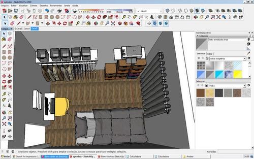 Imagem 1 de 5 de Designer De Interiores Planejamento