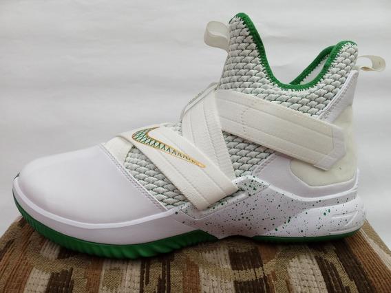 Tenis De Basquetbol Nike Lebron Soldier 12 Svsm Home