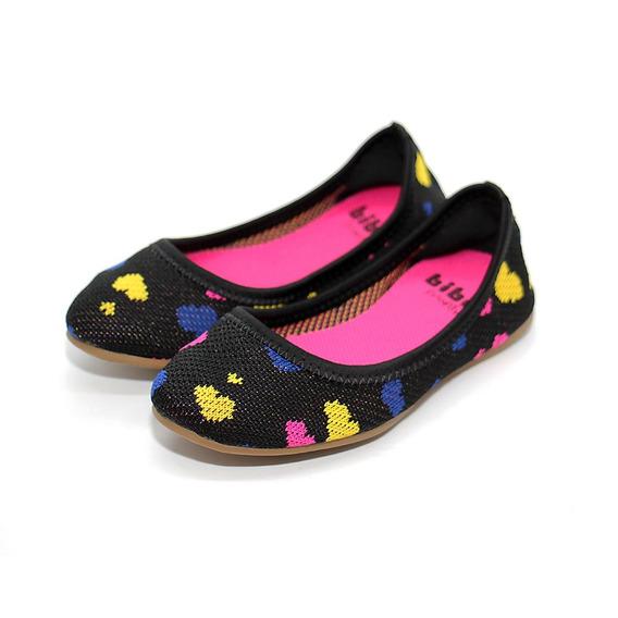 Sapatilha Socks Colorido Preto Bibi 944006