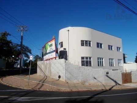 Prédio Para Alugar, 400 M² Por R$ 11.000/mês - Chácara Da Barra - Campinas/sp - Pr0351